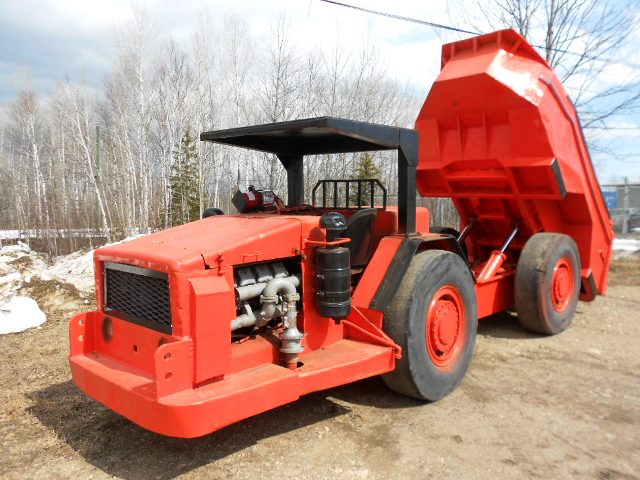 Tamrock Eimco 985-15T (Used) for Sale in Canada - EquipmentMine