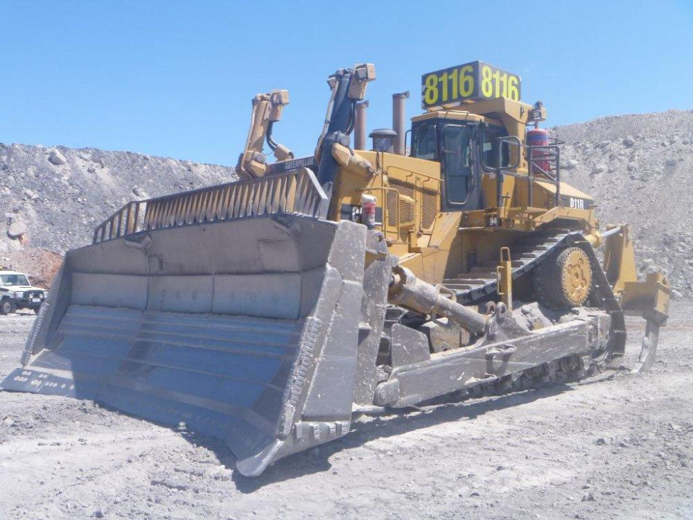 2007 Caterpillar D11T Carry Dozers 2007 - 2010 (Used) for
