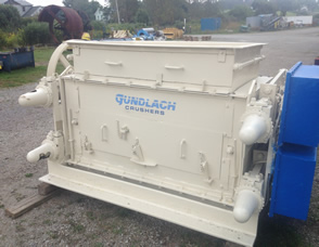 Gundlach 4 Roll Crusher