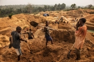 Inside the Democratic Republic of Congo's Diamond Mines