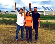 First Nation builds spirited solar project in the heart of Canada's oil sands