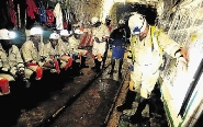 Mine workers stage underground sit-in at Sibanye mine