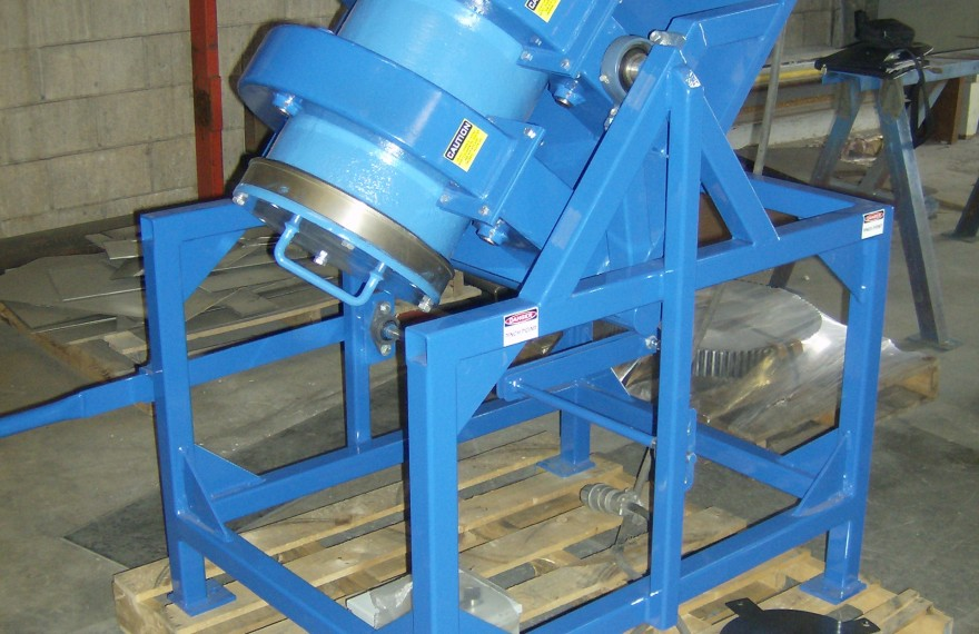 Titan Bond Work Index Rod Mill (New) for Sale in Canada - EquipmentMine