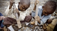 Watch 7-Year-Old Children Mining Cobalt For Apple, Microsoft, & Samsung Products