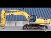 New Holland Kobelco E485