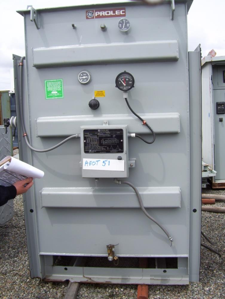 Old Ge Test Instruments : General electric prolec kva used for sale in united