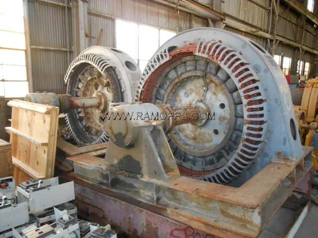 Ge Westinghouse Allis Chalmers Synchronous And Dc Motors