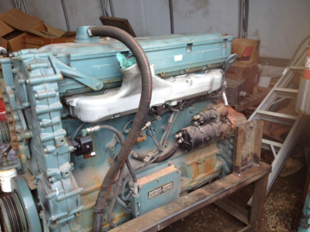 Detroit Diesel Series 60 >> Detroit Diesel Series 60 Used For Sale In Canada