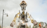 Mechanical puppet to tour south-west England to highlight mining past
