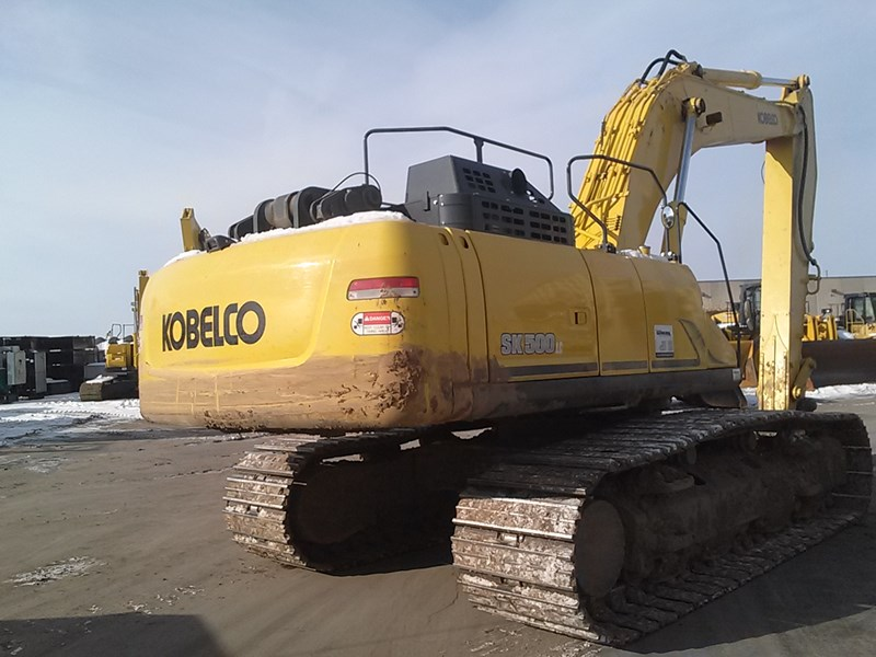 Heavy Equipment Belly Pan : Kobelco sk lc used for sale in united states