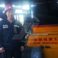Attention of Four Roll Crusher Operation