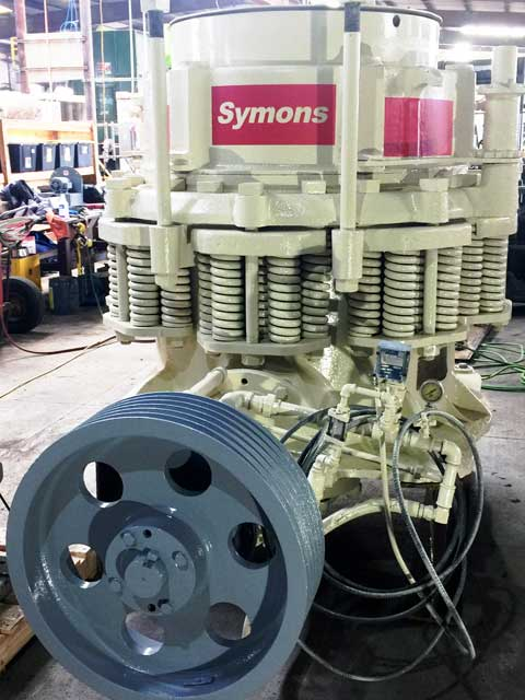 Symons 3 FT (Used) for Sale in United States - EquipmentMine