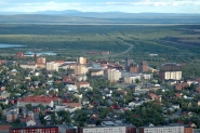 Swedish miner begins massive relocation of whole city