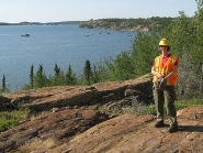 Top mineralogist recognized with award