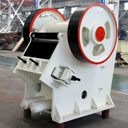 Advanges of New Type CJ Jaw Crusher
