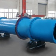 FTM Rotary drum dryer for industrial