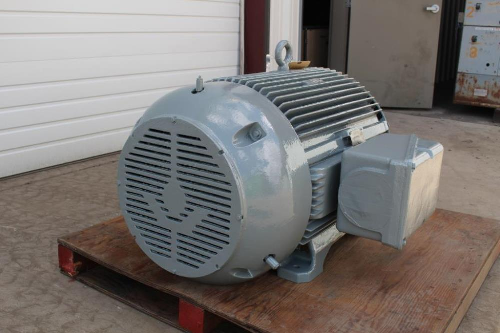 150 hp allis chalmers motor 1185 rpm 447t frame 460 volt for Allis chalmers electric motor