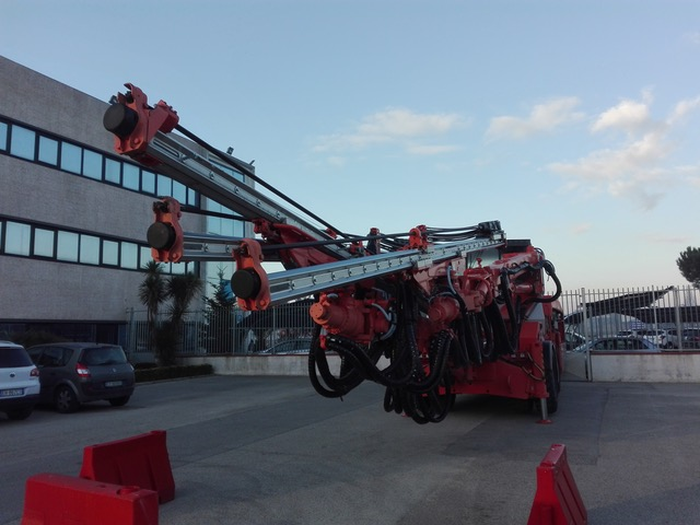 inchieke - Services for sandvik tamrock jumbo