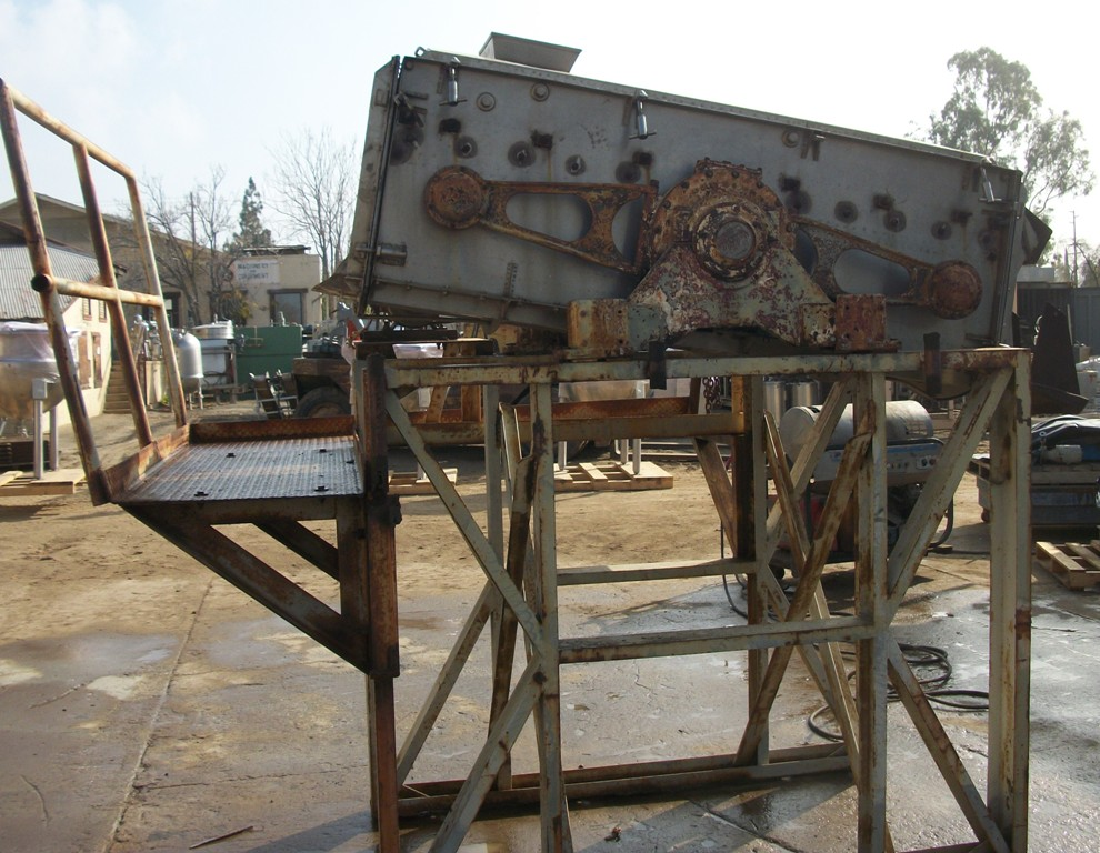Selectro Vibrating Screen single-Deck, 24