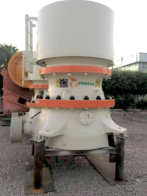 GP300S Metso cone crusher (Used) for Sale in United States