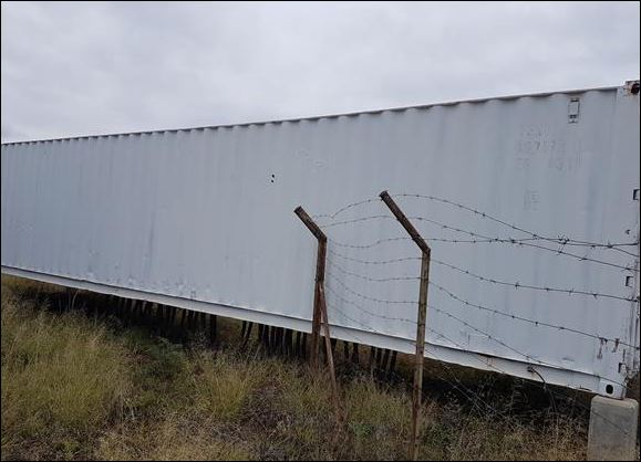 Unknown Cargo Container (Used) for Sale in South Africa