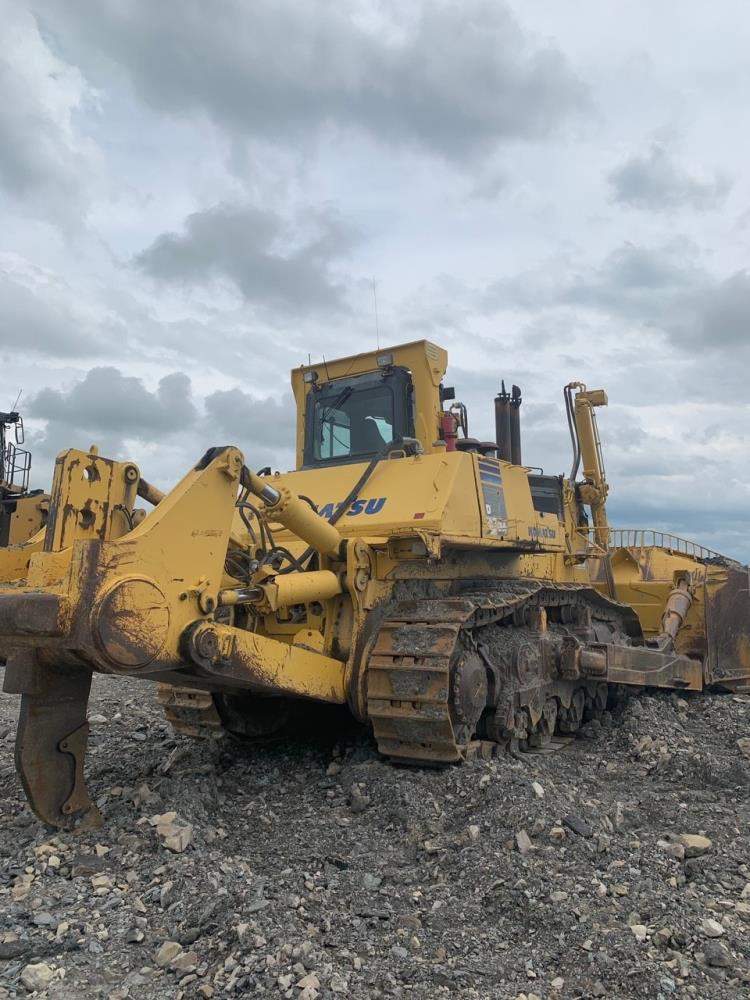 2007 Komatsu D475A-5EO (Used) for Sale in United States