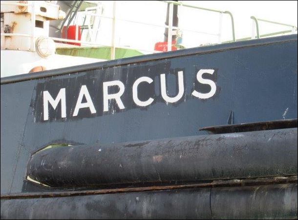 Tug Boat Marcus (Used) for Sale in South Africa - EquipmentMine