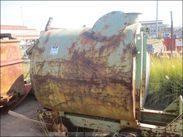 Steel Water Tanks (2) (Used) for Sale in South Africa