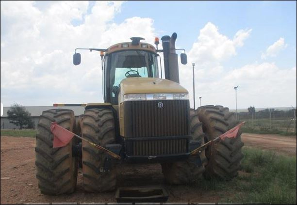 New Holland T9040 Hauler Tractor (Used) for Sale in South Africa