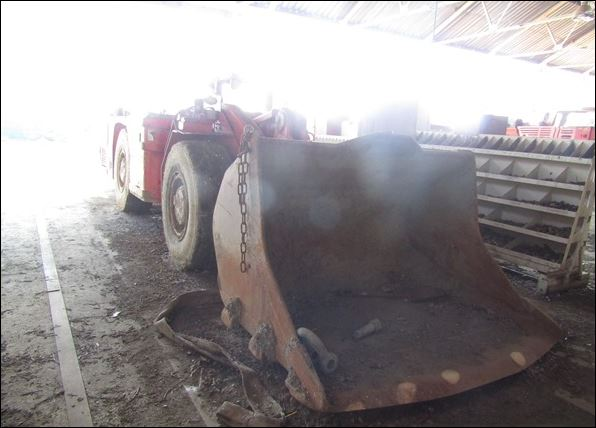 SANDVIK LH307 LHD (Used) for Sale in South Africa