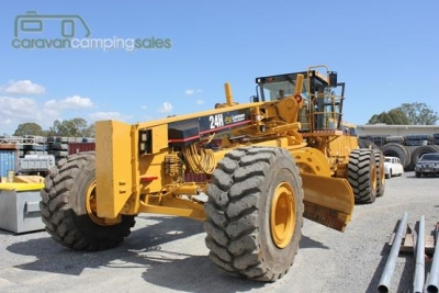 Equipmentmine new and used mining equipment marketplace for Cat 24h motor grader