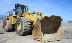 Caterpillar 992K Wheel Loader