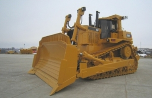 Caterpillar D10T Crawler Dozer