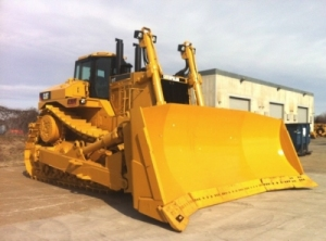 Caterpillar D11T Crawler Dozer