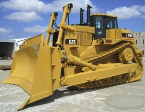 2004 Caterpillar D10R Crawler Dozer