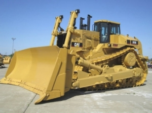 2002 Caterpillar D11R Crawler Dozer