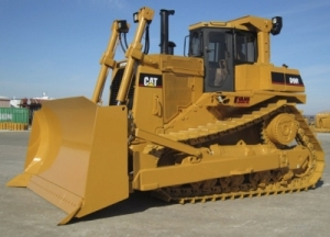 2001 Caterpillar D9R Crawler Dozer