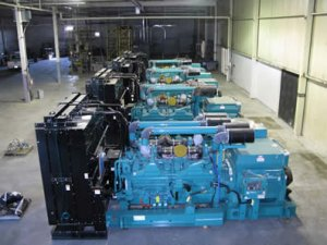 2250 KW New Cummins Diesel Generator Sets