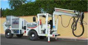 2009 Spraycon Shotcrete Machine 20.7