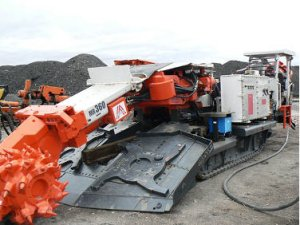 Sandvik MSHA Permissible Roadheader
