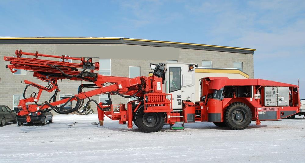 2008 Sandvik Ds510 Used For Sale In Canada Equipmentmine