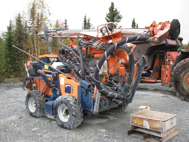 Surface and Underground Drilling Equipment - The Mackwood