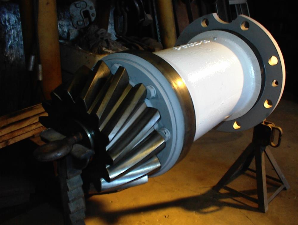 15c65c0e48185 51   16-50 Allis Pinion Assembly (Used) for Sale in United States ...